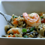 butternut squash & black bean coconut rice