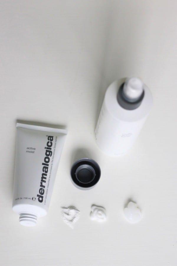 my daily skin care regimen - According to Elle