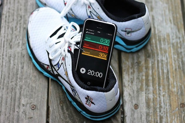 bit timer interval training app review