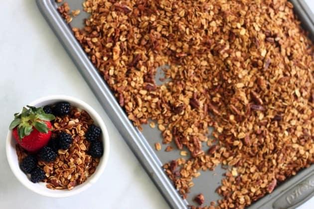 Simple homemade granola recipe 3