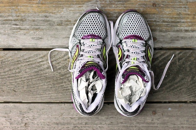 Best Way To Dry Running Shoes