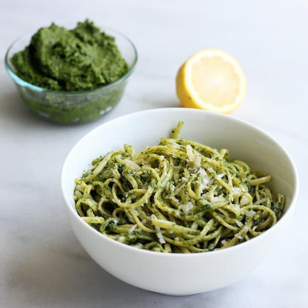 Kale Pesto thumbnail