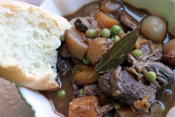 Butternut squash beef stew09