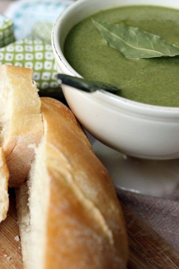 creamy spinach artichoke soup07