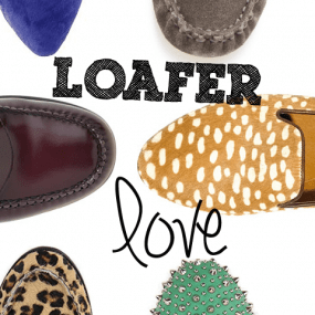 fall fashion trend | loafers