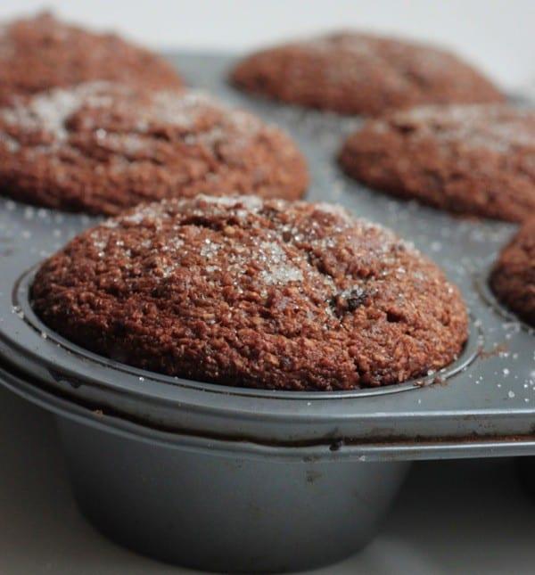 Pumpkin pie bran muffins10