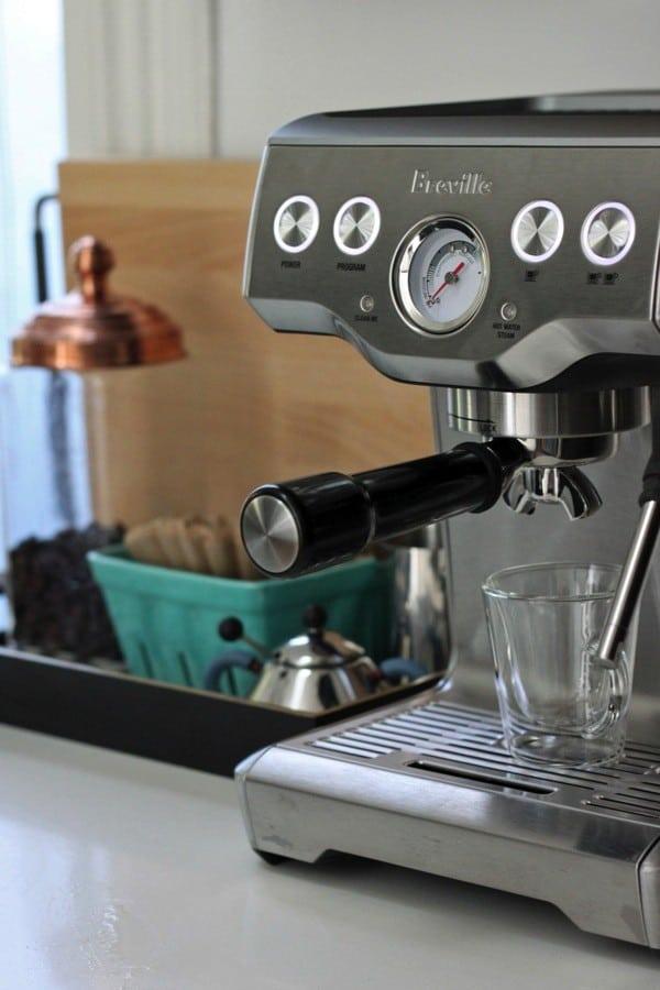 Breville espresso maker2