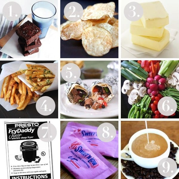 Food confessions of a registered dietitian edited 1