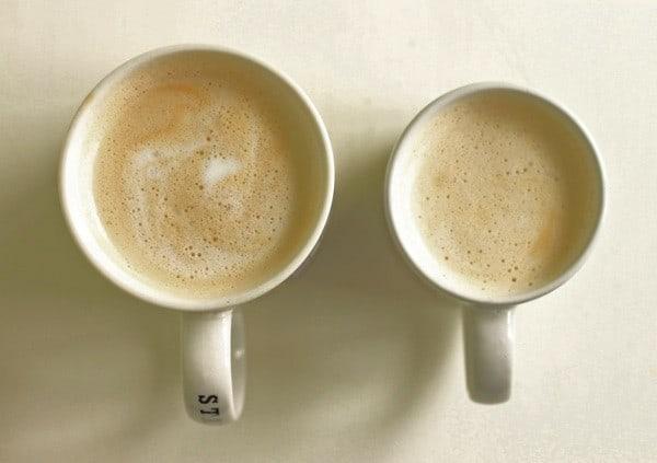 Big mug small mug