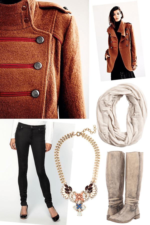 5 pieces for fall