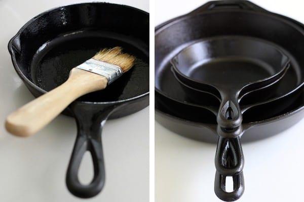 How to season cast iron6