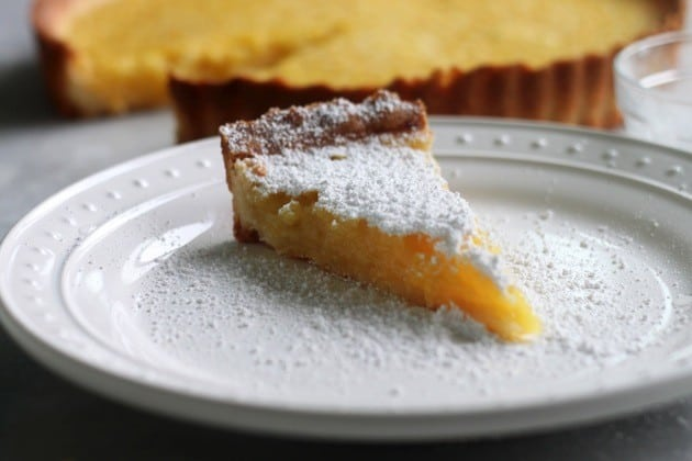 Lemon Bar Tart by According to Elle 3