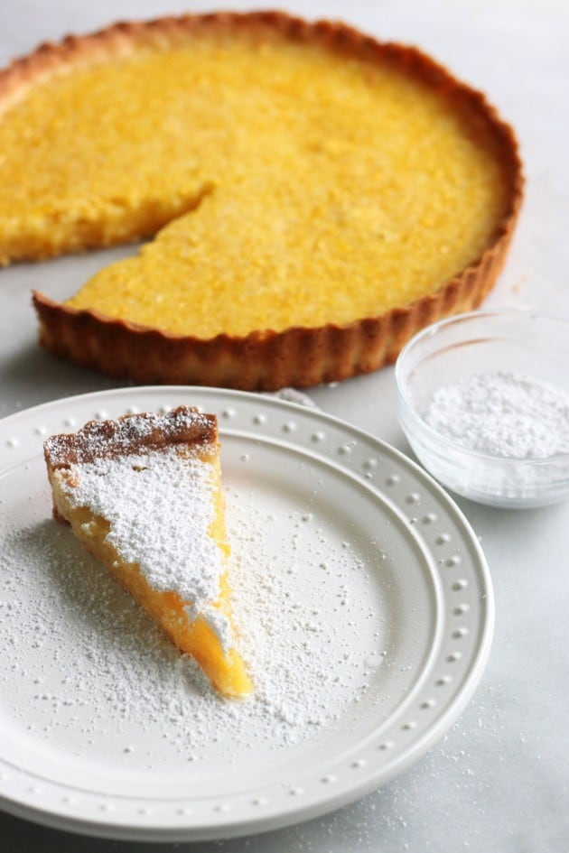 Lemon Bar Tart by According to Elle 5