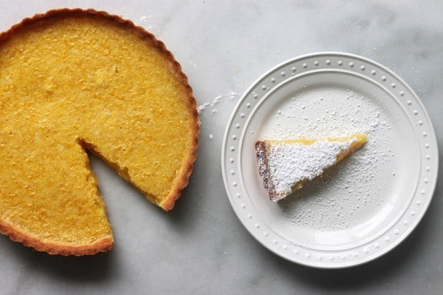 Lemon Bar Tart by According to Elle 8