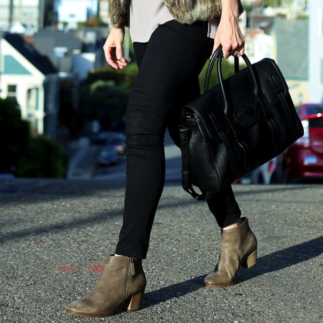 DSW Crown Vintage Booties  3