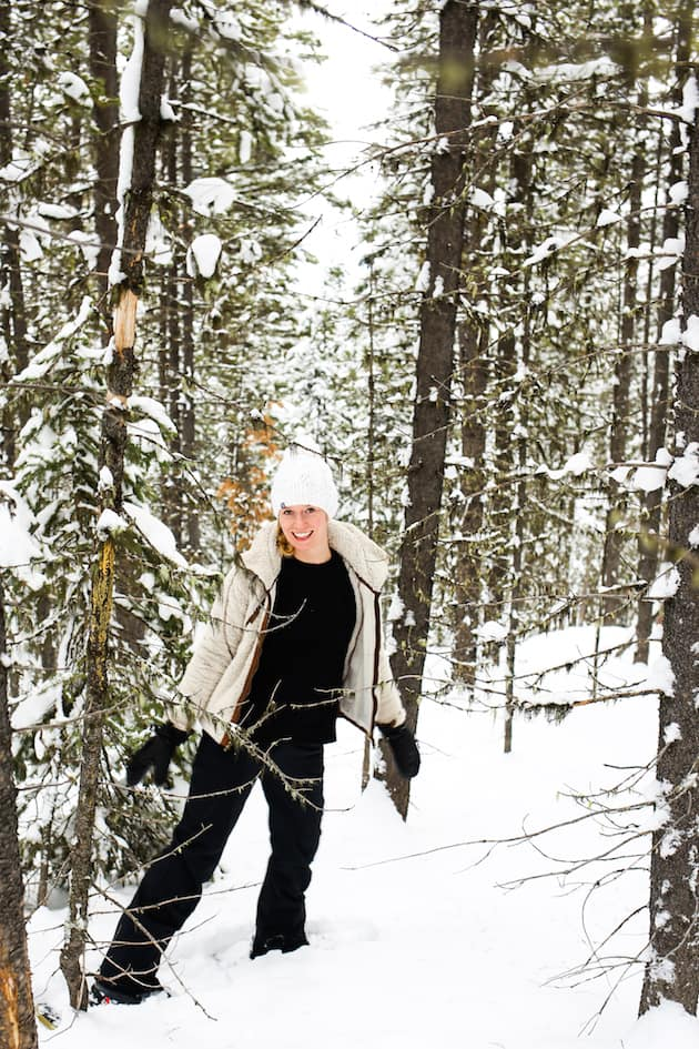 Snowshoeing for Exercise