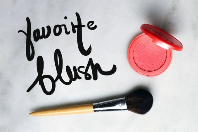 Favorite Cosmetics 5 Minute Face Blush