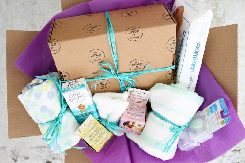 The New Mom Box: A personalized baby gift Idea for every budget