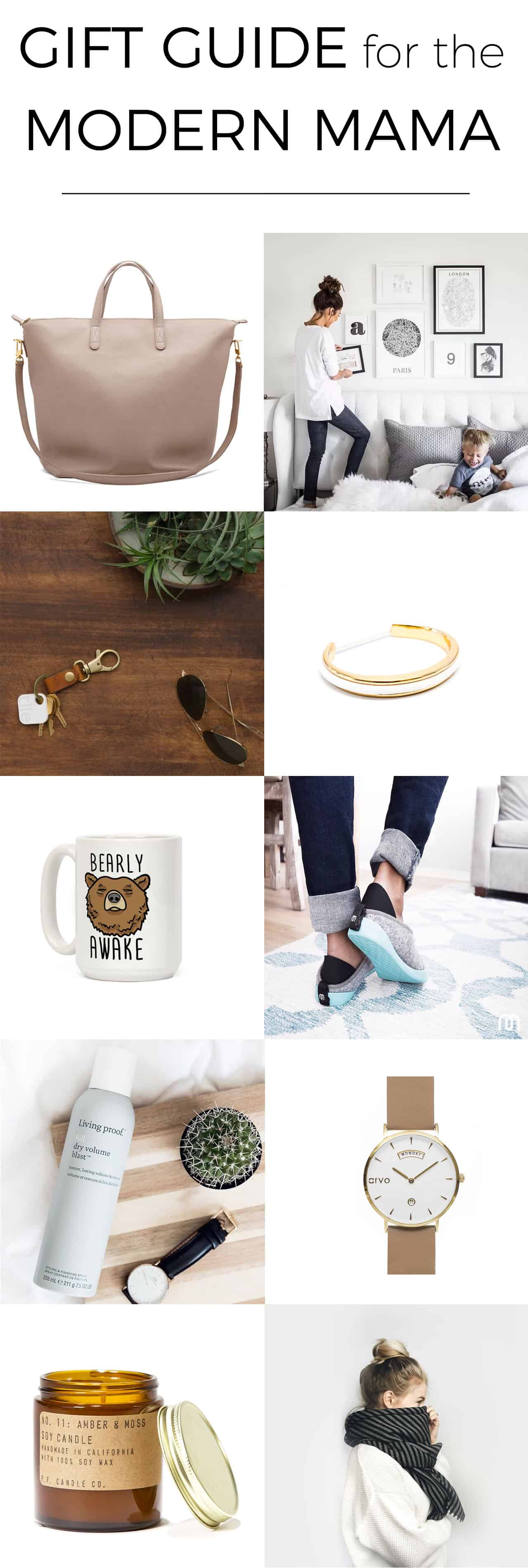 Gift Guide for the Modern Mama